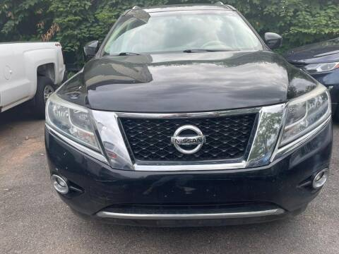 2014 Nissan Pathfinder for sale at Buy Here Pay Here Auto Sales in Newark NJ