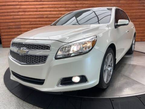 2013 Chevrolet Malibu for sale at Dixie Motors in Fairfield OH