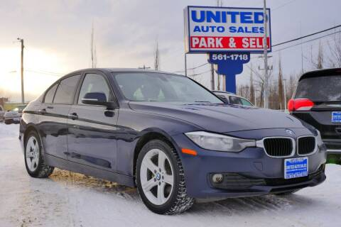 2015 BMW 3 Series for sale at United Auto Sales in Anchorage AK