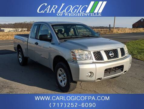 2005 Nissan Titan for sale at Car Logic in Wrightsville PA