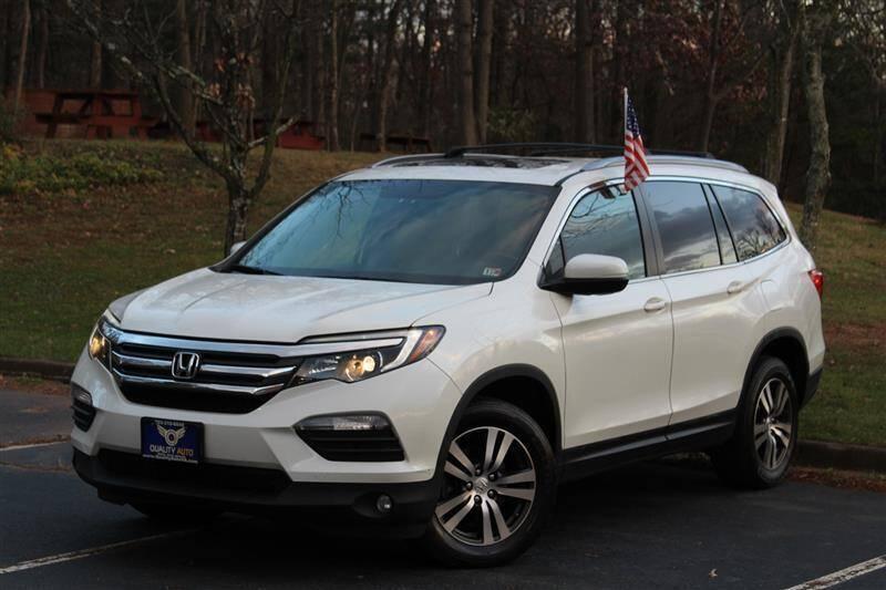 2016 Honda Pilot for sale at Quality Auto in Manassas VA