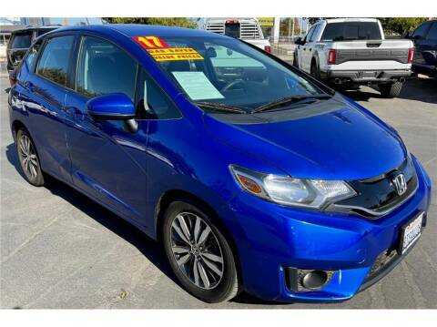 2017 Honda Fit for sale at ATWATER AUTO WORLD in Atwater CA