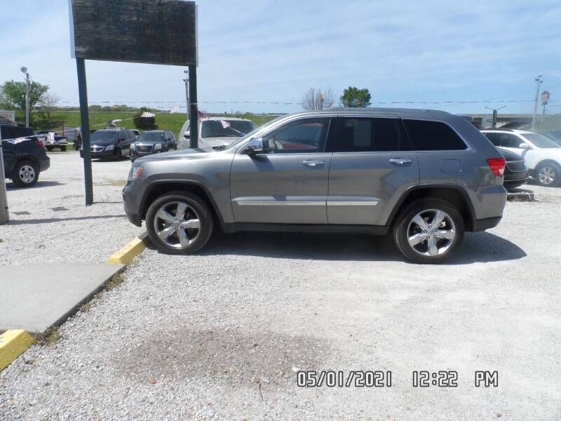 2012 Jeep Grand Cherokee for sale at Town and Country Motors in Warsaw MO