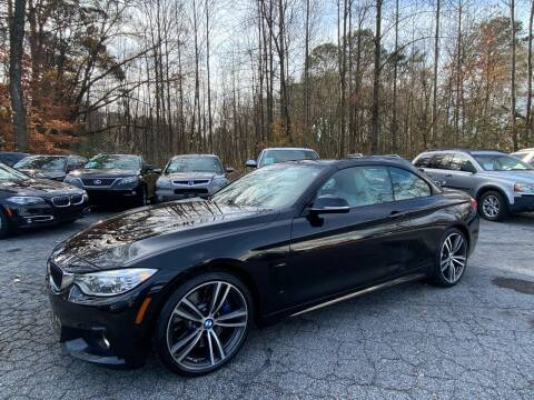 2015 BMW 4 Series for sale at Car Online in Roswell GA