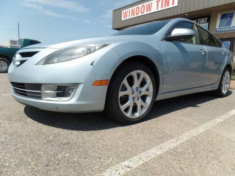 2009 Mazda MAZDA6 for sale at Flywheel Motors, llc. in Olive Branch MS