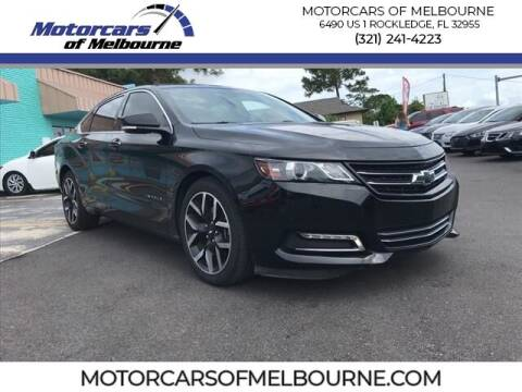 2016 Chevrolet Impala for sale at Motorcars of Melbourne in Rockledge FL