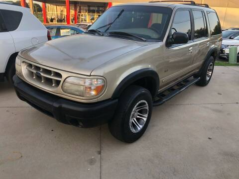 1999 Ford Explorer for sale at Car Gallery in Oklahoma City OK