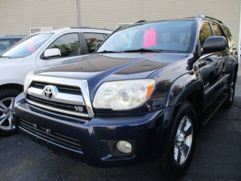 2006 Toyota 4Runner for sale at SPRINGFIELD AUTO SALES in Springfield WI