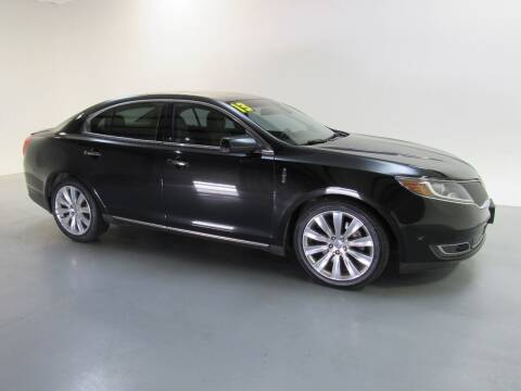 2013 Lincoln MKS for sale at Salinausedcars.com in Salina KS