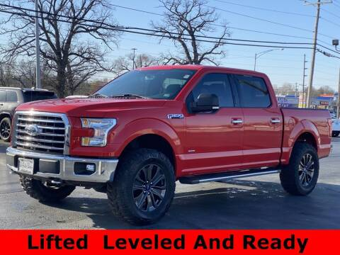 2017 Ford F-150 for sale at The Auto Shoppe in Springfield MO