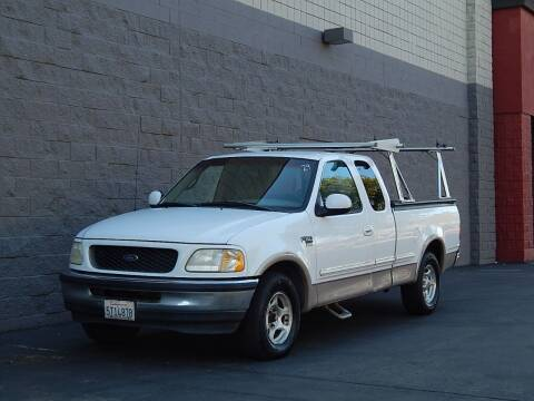 1998 Ford F-150 for sale at Gilroy Motorsports in Gilroy CA