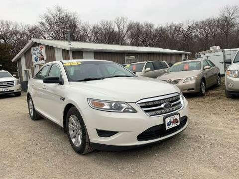 2010 Ford Taurus for sale at Victor's Auto Sales Inc. in Indianola IA