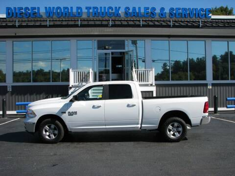 2019 RAM Ram Pickup 1500 Classic for sale at Diesel World Truck Sales in Plaistow NH