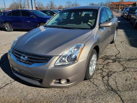 2012 Nissan Altima for sale at AA Auto Sales LLC in Columbia MO