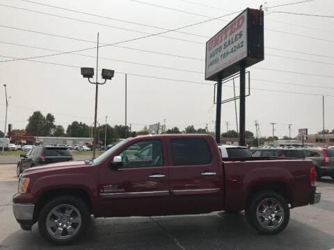 2009 GMC Sierra 1500 for sale at United Auto Sales in Oklahoma City OK