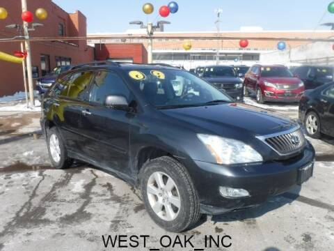 2009 Lexus RX 350 for sale at West Oak in Chicago IL