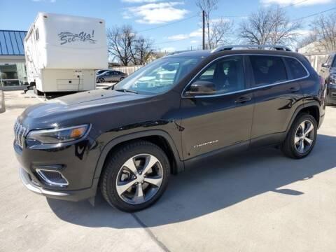 2020 Jeep Cherokee for sale at Kell Auto Sales, Inc - Grace Street in Wichita Falls TX
