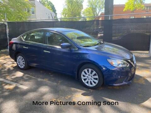 2016 Nissan Sentra for sale at Warner Motors in East Orange NJ