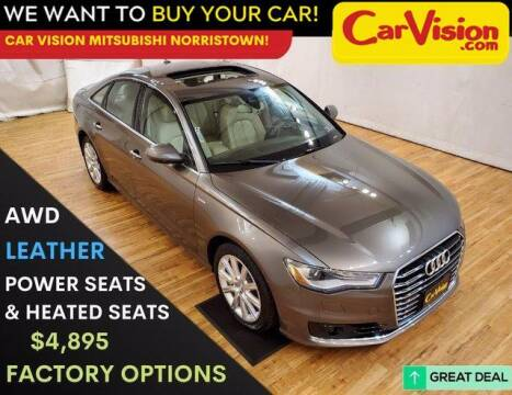 2016 Audi A6 for sale at Car Vision Mitsubishi Norristown in Trooper PA