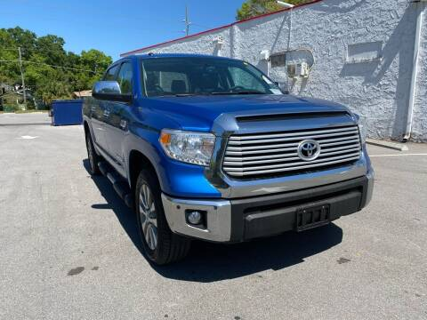 2016 Toyota Tundra for sale at Consumer Auto Credit in Tampa FL