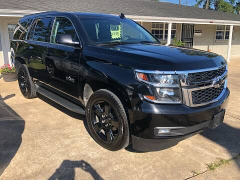 2017 Chevrolet Tahoe for sale at Lumberton Auto World LLC in Lumberton TX