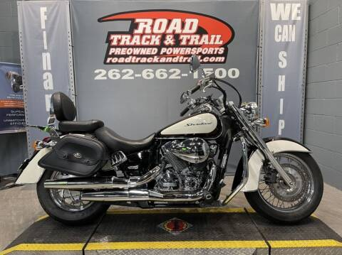2008 Honda Shadow Aero for sale at Road Track and Trail in Big Bend WI