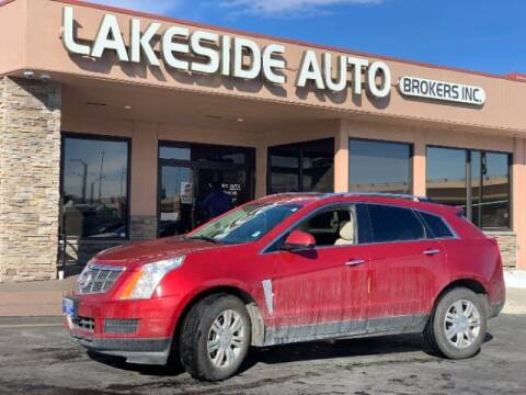 2012 Cadillac SRX for sale at Lakeside Auto Brokers Inc. in Colorado Springs CO