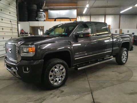 2016 GMC Sierra 2500HD for sale at T James Motorsports in Gibsonia PA