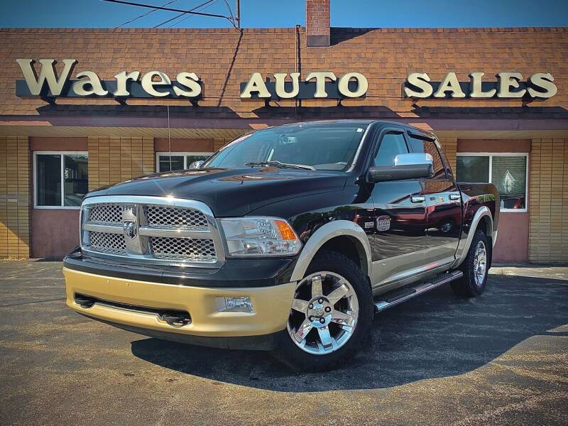 2012 RAM Ram Pickup 1500 for sale at Wares Auto Sales INC in Traverse City MI
