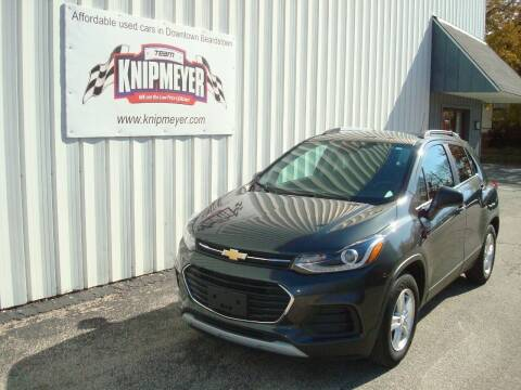 2017 Chevrolet Trax for sale at Team Knipmeyer in Beardstown IL
