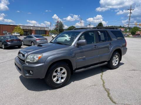 2006 Toyota 4Runner for sale at Carl's Auto Incorporated in Blountville TN