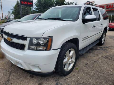 2012 Chevrolet Suburban for sale at Extreme Auto Sales LLC. in Wautoma WI