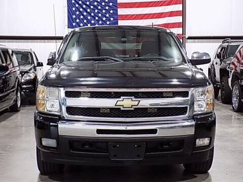2011 Chevrolet Silverado 1500 for sale at Texas Motor Sport in Houston TX