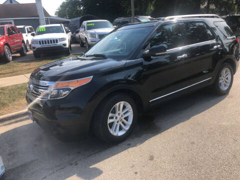 2012 Ford Explorer for sale at CPM Motors Inc in Elgin IL