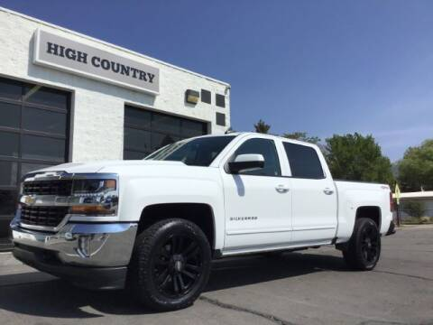 2016 Chevrolet Silverado 1500 for sale at High Country Motor Co in Lindon UT