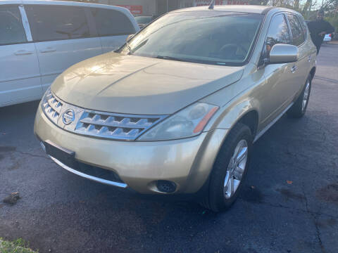 2006 Nissan Murano for sale at Right Place Auto Sales in Indianapolis IN