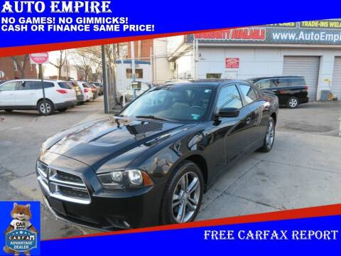 2014 Dodge Charger for sale at Auto Empire in Brooklyn NY