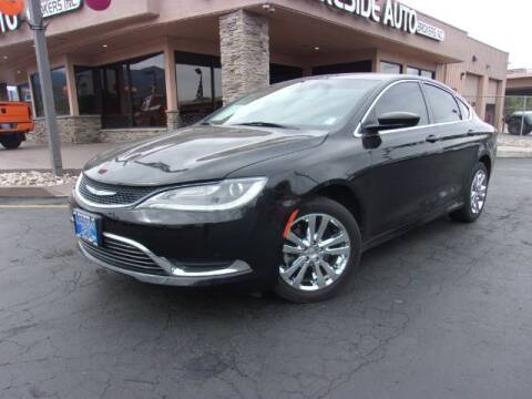 2016 Chrysler 200 for sale at Lakeside Auto Brokers Inc. in Colorado Springs CO
