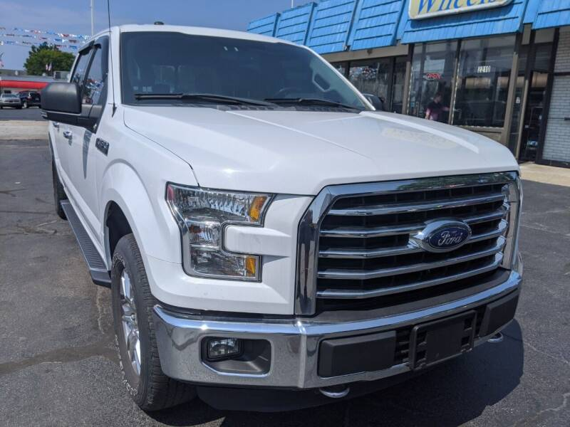 2016 Ford F-150 for sale at GREAT DEALS ON WHEELS in Michigan City IN