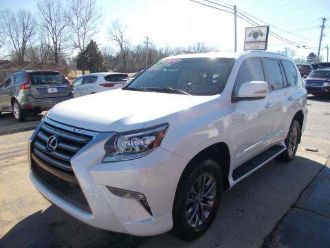 2014 Lexus GX 460 for sale at High Country Motors in Mountain Home AR
