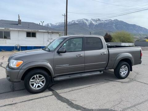 2006 Toyota Tundra for sale at Street Dreams LLC in Orem UT