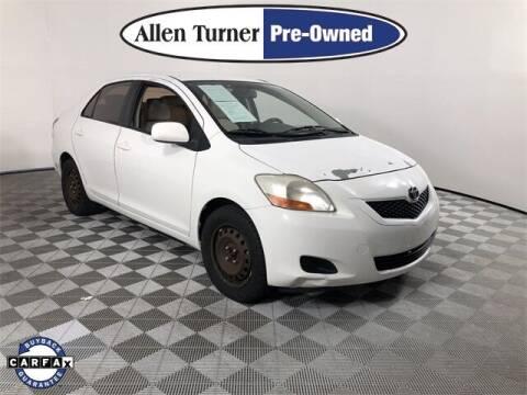 2009 Toyota Yaris for sale at Allen Turner Hyundai in Pensacola FL