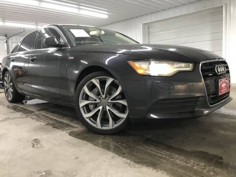 2013 Audi A6 for sale at Hi-Way Auto Sales in Pease MN