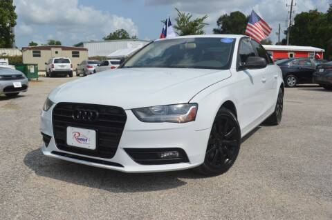 2014 Audi A4 for sale at Rivera Auto Group in Spring TX