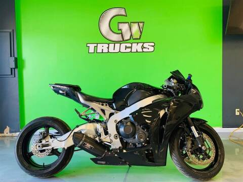 2011 Honda CBR1000rr for sale at GW Trucks in Jacksonville FL