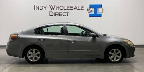 2008 Nissan Altima for sale at Indy Wholesale Direct in Carmel IN