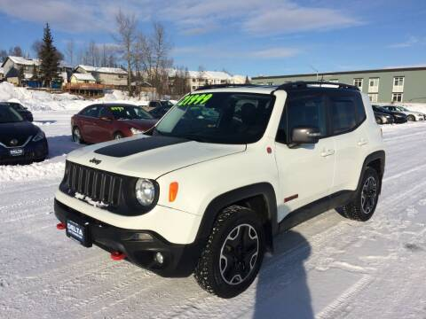 2015 Jeep Renegade for sale at Delta Car Connection LLC in Anchorage AK