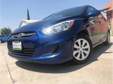 2017 Hyundai Accent for sale at MADERA CAR CONNECTION in Madera CA