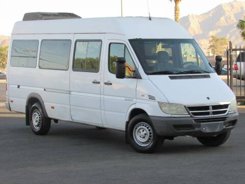 2006 Dodge Sprinter Passenger for sale at Best Auto Buy in Las Vegas NV