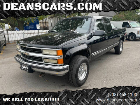 1996 Chevrolet C/K 2500 Series for sale at DEANSCARS.COM in Bridgeview IL